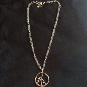 Fossil brand necklace